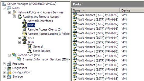 Publishing A Windows Server 2008 Ssl Vpn Server Using Isa
