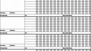 Daily Medication Chart For Elderly Home Medication Chart Template Template Medication