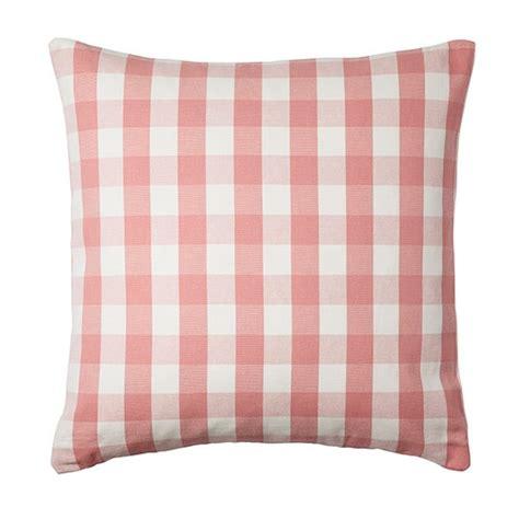 pillow covers ikea ikea smanate cushion cover pillow sham pink white