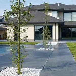Moderne Pflanzgefäße Terrasse. terrassen modern gestalten nowaday ...