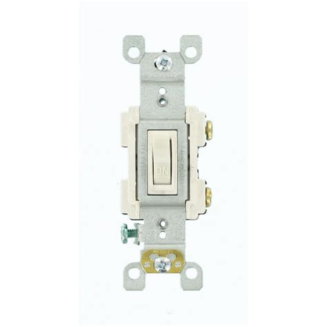 leviton light switch leviton 15 preferred switch white r62 rs115 02w the