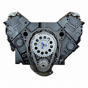 Mercruiser 350 Reman Marine Base Engine V8 350 5 7l Vortec