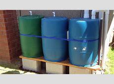 Rain Barrel Irrigation System YouTube