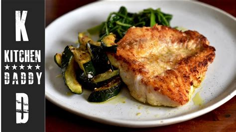 grouper pan recipe fried recipes daddy kitchen fish