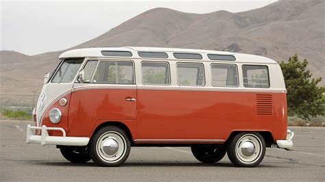 Volkswagen Will Build All-electric Microbus
