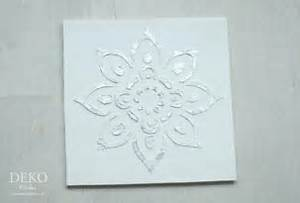 Schablone Erstellen Lassen : diy edle reliefbilder mit beton paste deko kitchen ~ Eleganceandgraceweddings.com Haus und Dekorationen