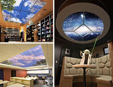 Fake Landscape Windows & Skylights   Designs & Ideas on Dornob
