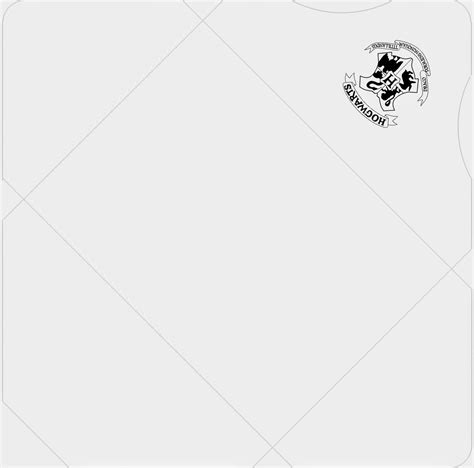 hogwarts envelope template harry potter halloween