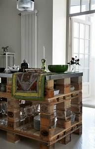 B Und K Winsen : k cheninsel selber bauen aus paletten 31 modell anregungen ~ Orissabook.com Haus und Dekorationen