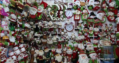Christmas Decorations Wholesale China Yiwu 1