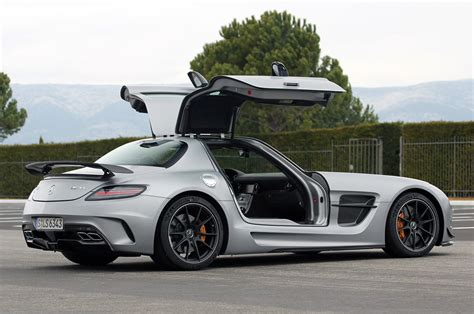 2018 Mercedes Benz Sls Amg Gt Black Series Coupe Is Listed