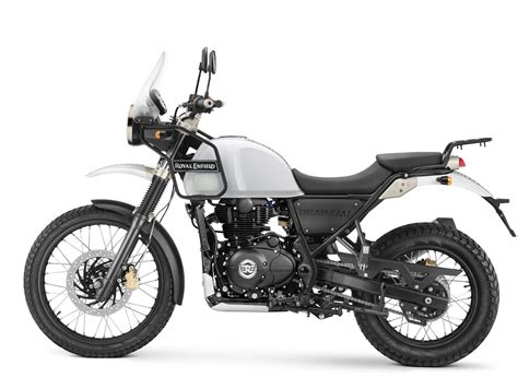 2018 Royal Enfield Himalayan First Look