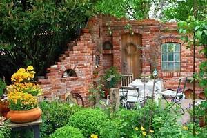 Haus Selber Streichen : steinmauer garten sichtschutz kunstrasen garten ~ Whattoseeinmadrid.com Haus und Dekorationen