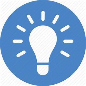 Blue, circle, creativity, entrepreneur, idea, light bulb ...