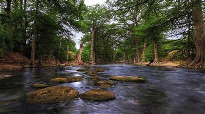 Texas Country Hill River Usa Desktop Guadalupe
