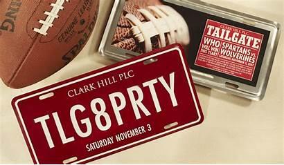 Tailgate Party Football Invitations Truck Clipart Invitation