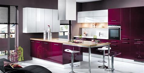 cuisine violet cuisine violet et blanc photo 4 25 de jolies teintes