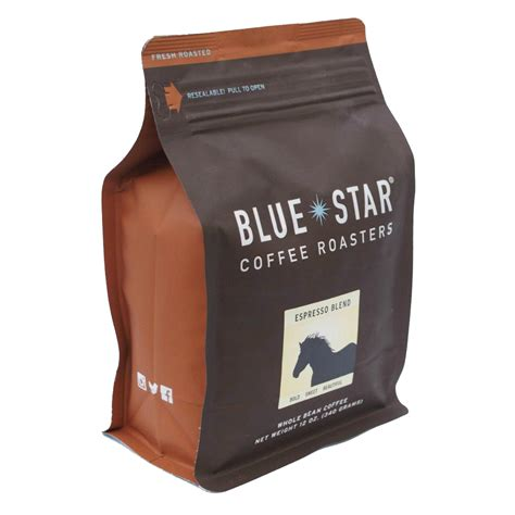 This special morning coffee is the perfect complement to any breakfast, though it can be perfectly enjoyed by itself, as well. Espresso Blend - Blue Star Coffee Roasters