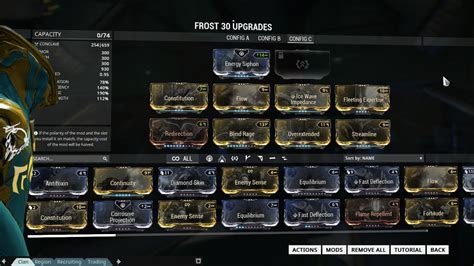 blind rage - Frost Build Help Players helping Players