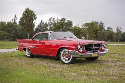 For Sale Chrysler 300 by 1961 Chrysler 300g For Sale