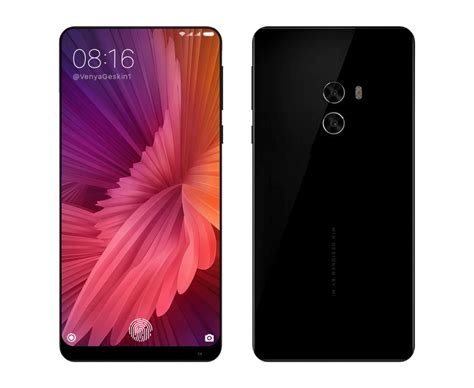 home designer pro xiaomi mi mix 2 specifications leak in benchmark results