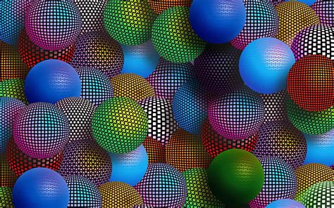 Top 3d Background by 3d Balls Wallpapers Top Best Hd Wallpapers For Desktop