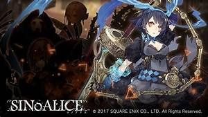 SINO ALICE Shino Alice SQUARE ENIX Anime