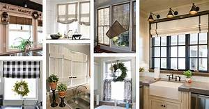 26, Best, Farmhouse, Window, Treatment, Ideas, And, Designs, For, 2021