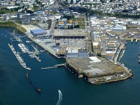 Base sous marine Lorient - Quiberon