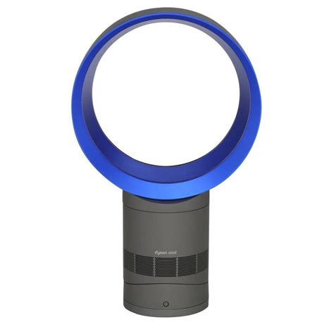 which dyson fan is the best dyson am06 10 in oscillating personal fan with remote in