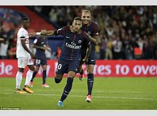 Paris SaintGermain 62 Toulouse Neymar grabs headlines