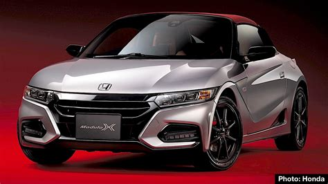 Roadster From Japan by Honda S660 Modulo X Preview Customizing The Mid Engine