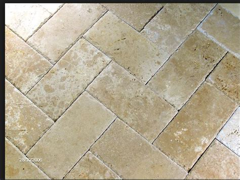 herringbone pattern pavers interlocking travertine pavers connie dreaming pinterest