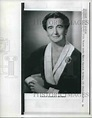 1963 Press Photo Claire Giannini Hoffman, New York | eBay