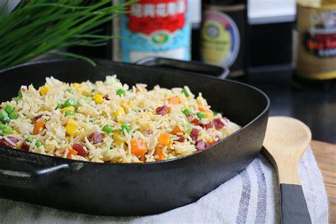 cuisine chinoise a emporter la recette authentique du riz cantonais cuisine chinoise facile