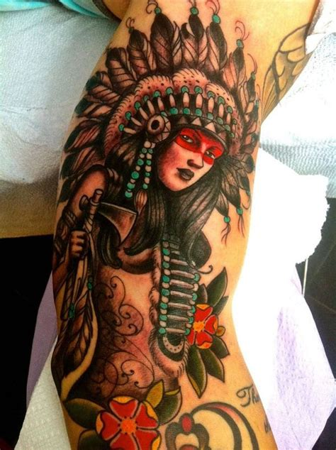 unique native american tattoo designs freeyork