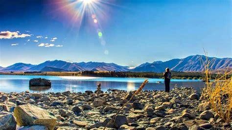 Pic Of The Week Lake Tekapo New Zealand
