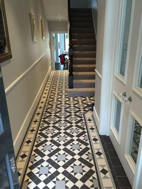 best 25 tiled hallway ideas on