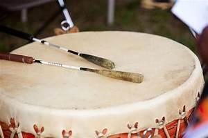Pow Wow Drum Stock Photography - Image: 19921192