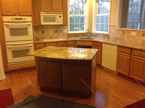 Kitchen Counter Backsplash Ideas by Solarius Granite Pictures Search Sles For