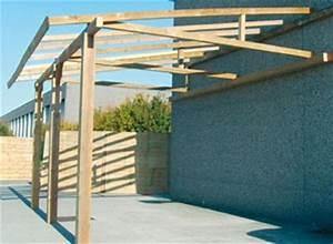 Faire Un Carport : solution couvrir son ossature de carport ou de toit ~ Premium-room.com Idées de Décoration