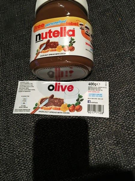As we find the best croatian recipes in english, we'll share them with you. Hoe To Make A Label For Nutella - Nutella Maker Tells Fda We Re Not Just For Dessert Anymore The ...