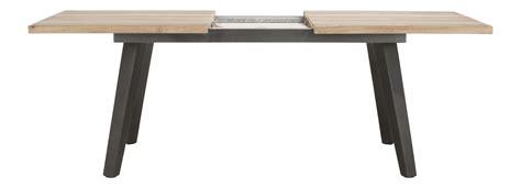 table carrée a rallonge table de salle 224 manger 224 rallonge en bois kinna xooon