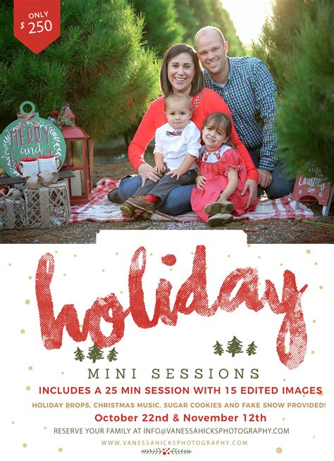 Christmas Mini Sessions Are Here! | Hawaii Family ...