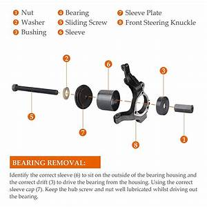Trailer Axle Bearing Diagram