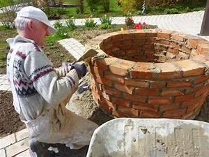 Brunnen Selber Bohren : bauanleitung brunnen bauplan ~ Whattoseeinmadrid.com Haus und Dekorationen