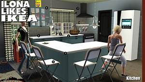 Around the sims 3 custom content downloads objects for Sims 3 interior design kitchen