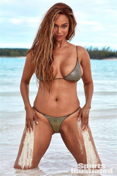 tyra banks sports illustrated swimsuit celebzz