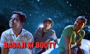 Babaji Ki Booty  Trippy Song