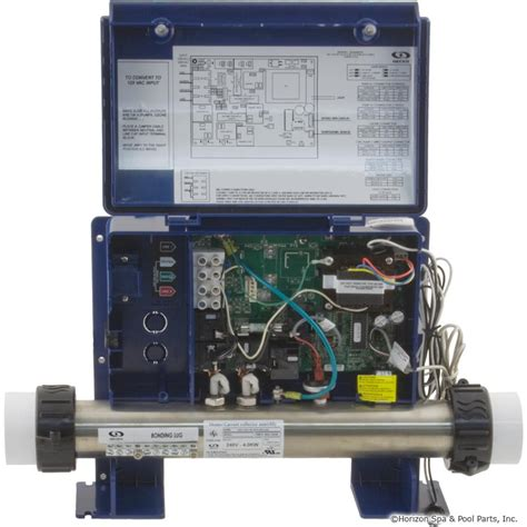 Gecko Class Control Box With Topside